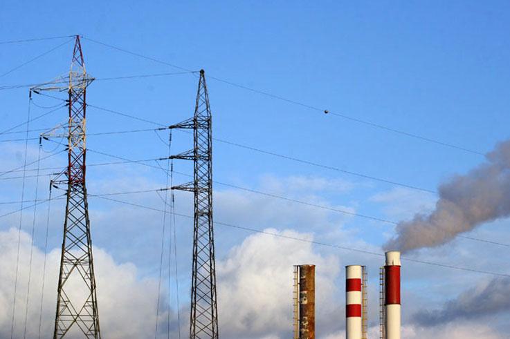 cheminée, usine, cockerill, arcelor, seraing, ougrée, pylônes, photo dominique houcmant, goldo graphisme