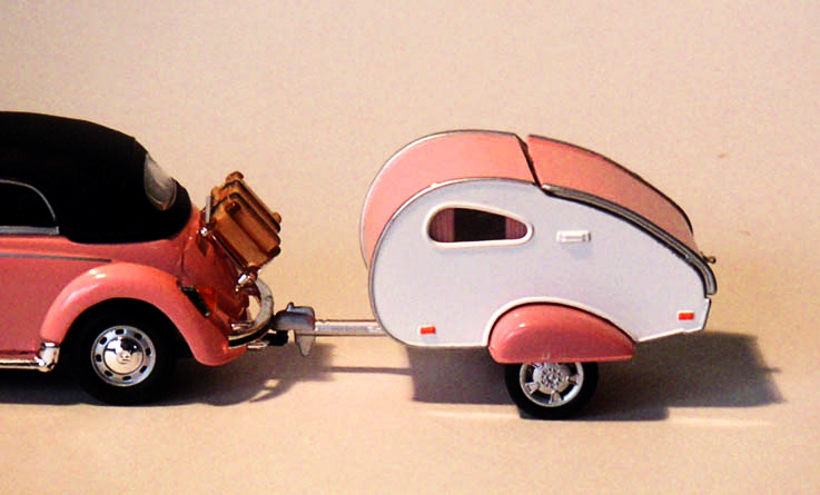 vw coccinelle, vw bug, caravane, photo dominique houcmant, goldo graphisme