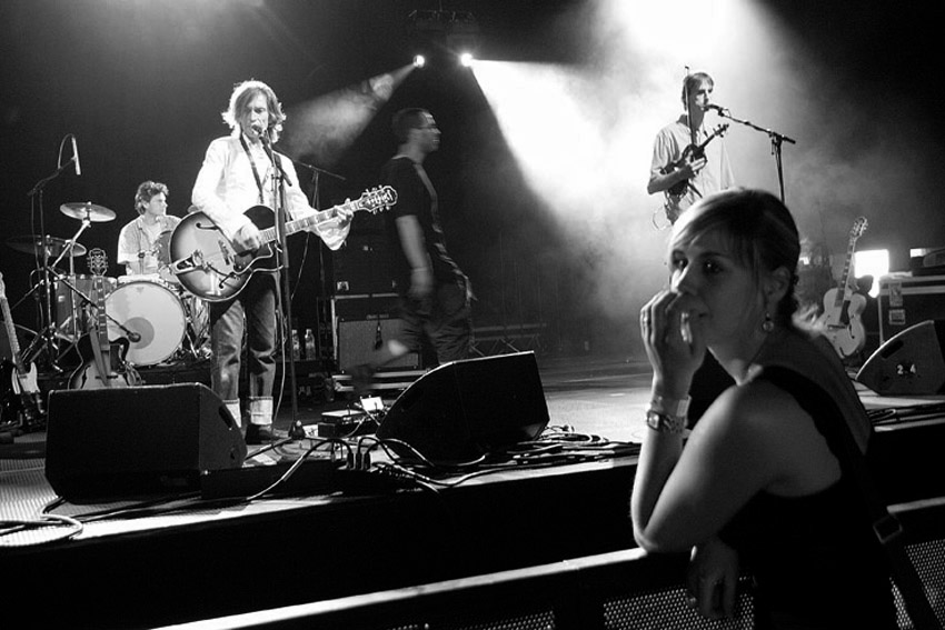 la groupie, photo festival les ardentes à Liège, concert de Venus, Marc A. Huyghens, live