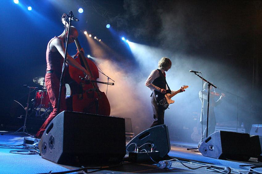 photo festival les ardentes à Liège, concert de Venus, Marc A. Huyghens, live