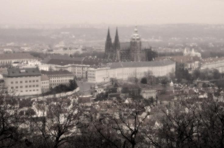 Prague, le château de prague, Prazsky hrad, Hradcany, Praha Ceške, Tchequie fotografie, photo dominique houcmant, goldo graphisme