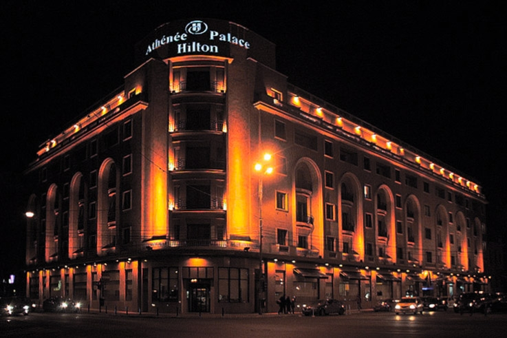 Hotel Athenee Palace Hilton, Hoteluri Bucuresti, Romania, Bucarest Roumanie, Hotel Hilton Bucharest fotografie, photo dominique houcmant, goldo graphisme