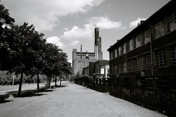 Val Benoît, bâtiments de l'université de Liège, rue Ernest Solvay, © photo dominique houcmant
