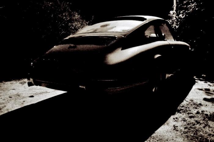 porsche 911 T type 901, vue arrière, © photo dominique houcmant