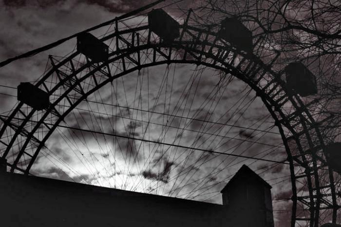 grande roue du prater, Vienne, Vienna's Prater - The Giant Ferris Wheel, photo dominique houcmant