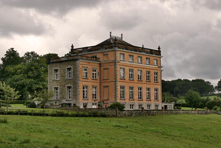 château de Saint-Fontaine, Condroz, photo dominique houcmant