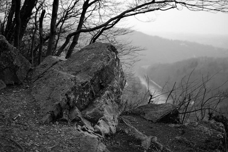 crocher de la Roche aux Faucons, vallée de l'Ourthe, Hony, Esneux, © photo dominique houcmant