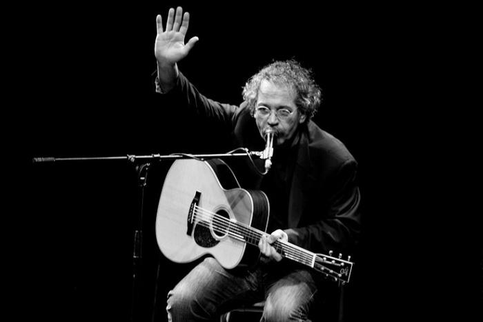 Gianmaria Testa, concert, Liège, concerti, F. - à Léo, photo dominique houcmant