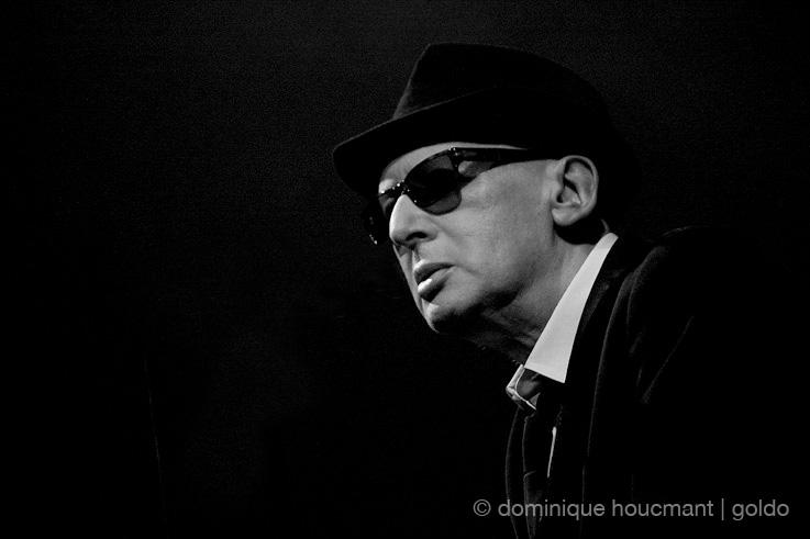 Alain Bashung, festival les ardentes Liège, foto, photo dominique houcmant, goldo graphisme
