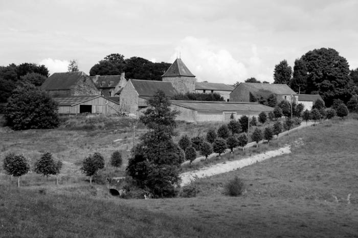Goesnes, Ohey, Condroz, village, © photo dominique houcmant