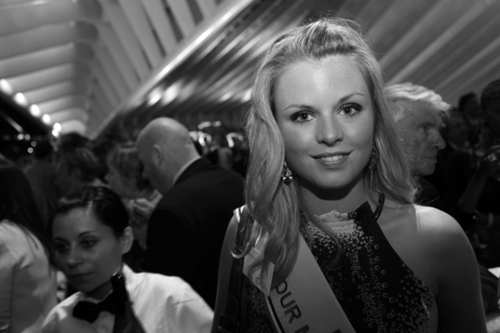 Sophie Pannemans, Miss Liège 2010, portrait