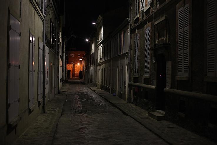 impasse Venet-Rotival, Coulommiers, cul-de-sac, © photo dominique houcmant