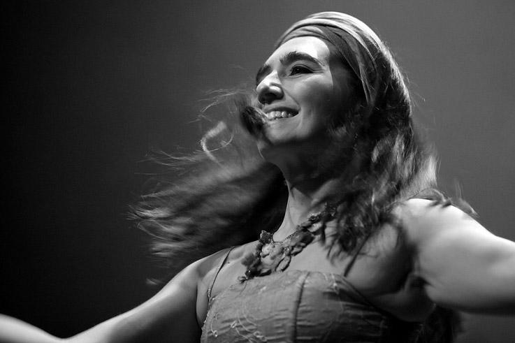 Renata Rosa, Brésil, chant, Brazil, concert, live, Caserne Fonck, Liège, festival des voix de femmes, © photo dominique houcmant