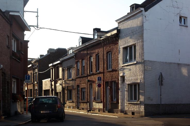 rue Garde-Dieu, rue de la Dîme, Liège, Angleur, photo dominique houcmant, goldo graphisme
