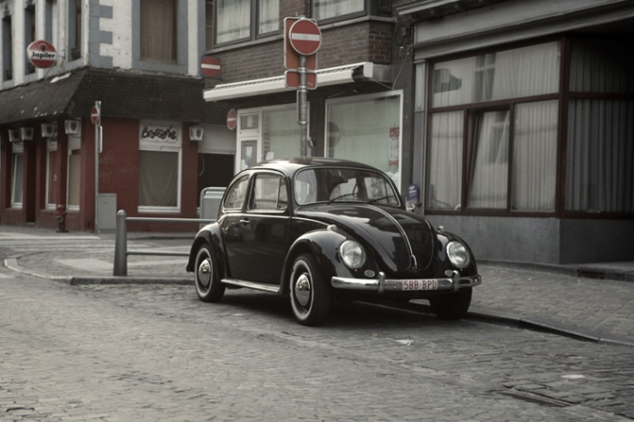 vw coccinelle, volkswagen, vintage, beetle, classic car, foto, photo dominique houcmant, goldo graphisme