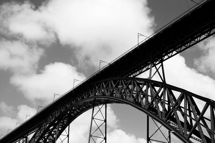 Ponte Luís I, ponte Dom-Luís, Porto, Portugal, Oporto, pont, bridge, © photo dominique houcmant
