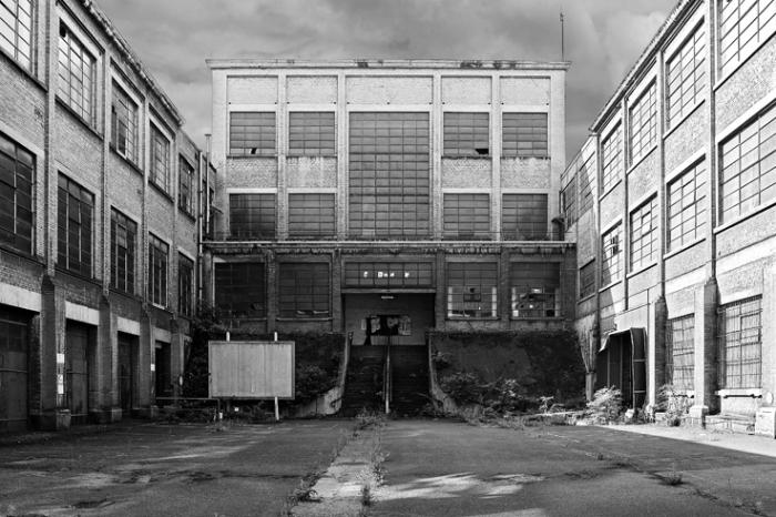 Les Ateliers centraux, Cockerill Ougrée, arcelormittal, usine, industrie, factory, photo dominique houcmant, goldo graphisme