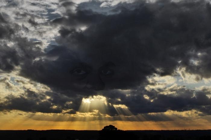 rayons de soleil, crépuscule, ciel, sky, sunbeams, photo dominique houcmant, goldo graphisme