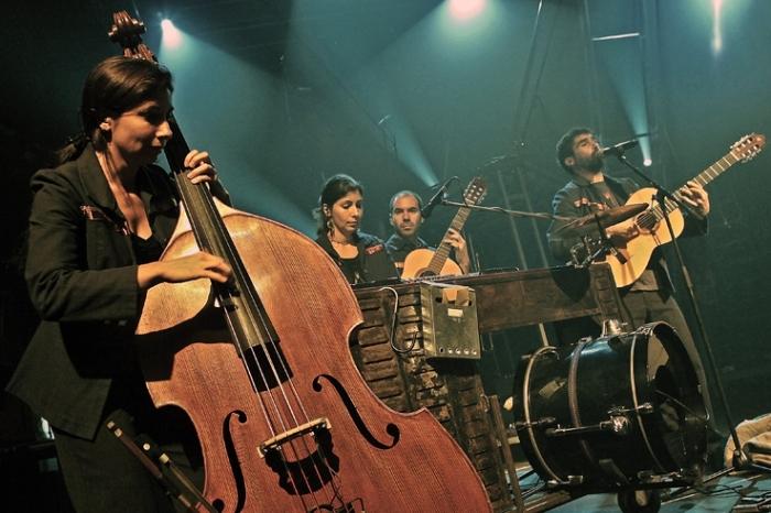 les Ogres de Barback, Alice, Mathilde, Sam, Fredo Burguière,concert, live, caserne fonck, ardentes club, Liège, music, © photo dominique houcmant