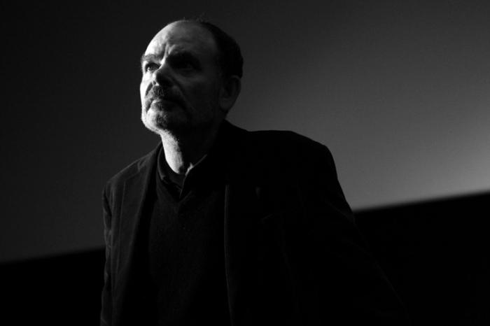 portrait, Jean-Pierre Darroussin, cinema sauvenière liège, de bon matin photo dominique houcmant, goldo graphisme