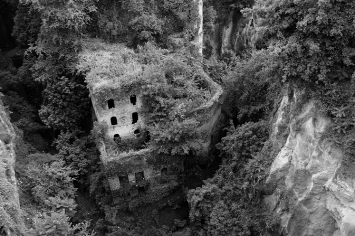 Il Vallone dei Mulini, Sorrento, Italia, Sorrente, Vallée des moulins, Italie, Deep Valley of the Mills, Italy, © photo dominique houcmant