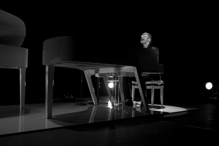 Ozark Henry 4 Hands, piano, Piet Goddaer, concert, live, caserne fonck, ardentes club, Liège, music, © photo dominique houcmant