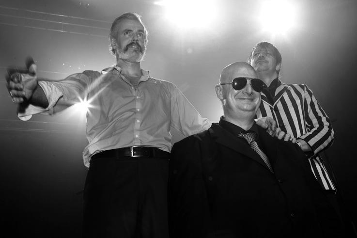 triggerfinger live, concert, caserne fonck, ardentes club, Liège, music, © photo dominique houcmant