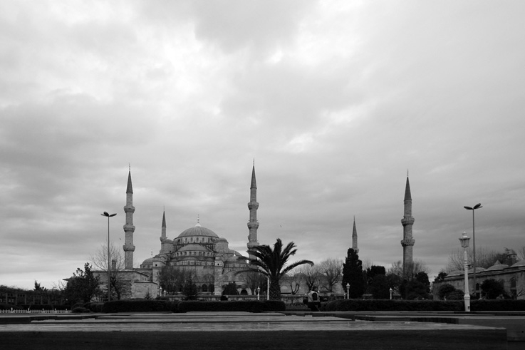 Sultan Ahmet Camii, mosquée bleue, Blue mosque, Istanbul, turquie, photo dominique houcmant, goldo graphisme