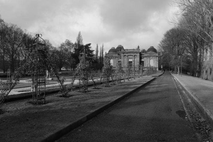 Mamac, le musée d'art moderne et d'art contemporain de la ville de Liège, parc de la Boverie, Museum of modern art, photo dominique houcmant, goldo graphisme