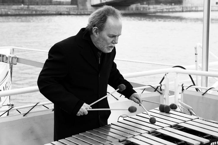 Guy Cabay, jazz, vibraphone, portrait, music, concert, live, Liège 2017, photo dominique houcmant, goldo graphisme