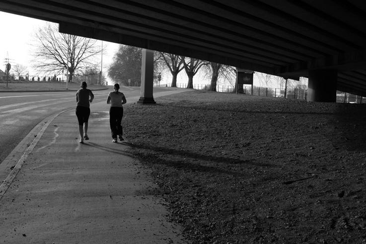 jogging, joggeuses, course à pied, photo dominique houcmant, goldo graphisme