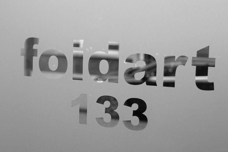 galerie Foidart 133, Liège Belgium, photo dominique houcmant, goldo graphisme