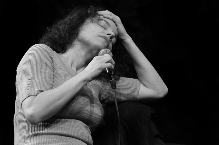 Roberta Gambarini, jazz singer, chanteuse, jazz à liège 2012, music, © photo dominique houcmant
