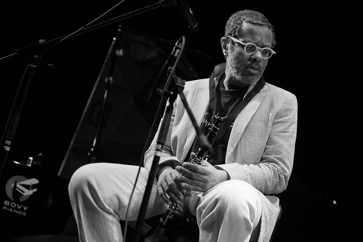 Don Byron, jazz musician, clarinette, jazz à liège 2012, music, © photo dominique houcmant