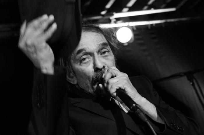 Joseph Rocha, Slow Joe & The Ginger Accident, concert, live, portrait, le hangar, Liège, music, © photo dominique houcmant