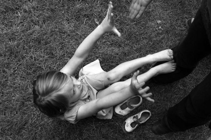 fillette, enfant, cumulet, bras, © photo dominique houcmant