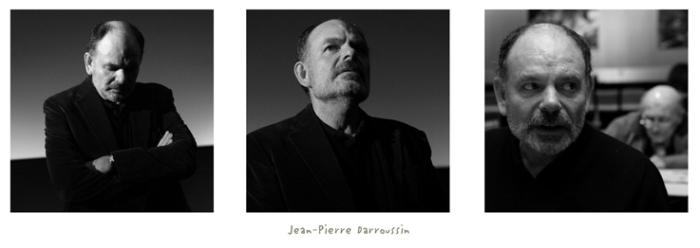 portraits de Jean-Pierre Darroussin, © dominique houcmant aka goldo