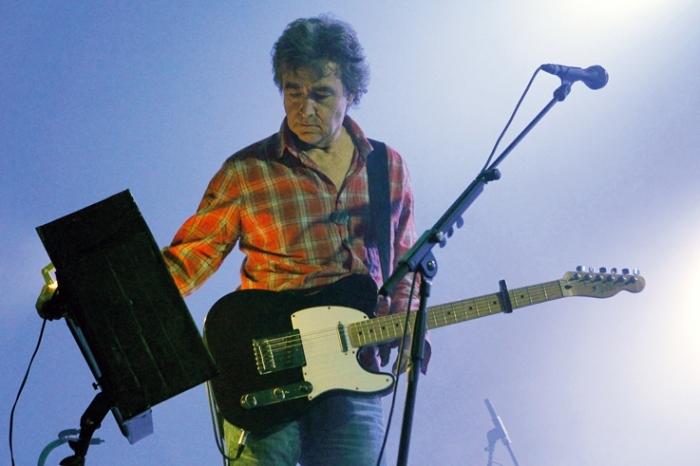 Jean-Louis Murat, chanson française, rock portrait, concert, francofolies de Spa, Belgique, photo dominique houcmant, goldo graphisme