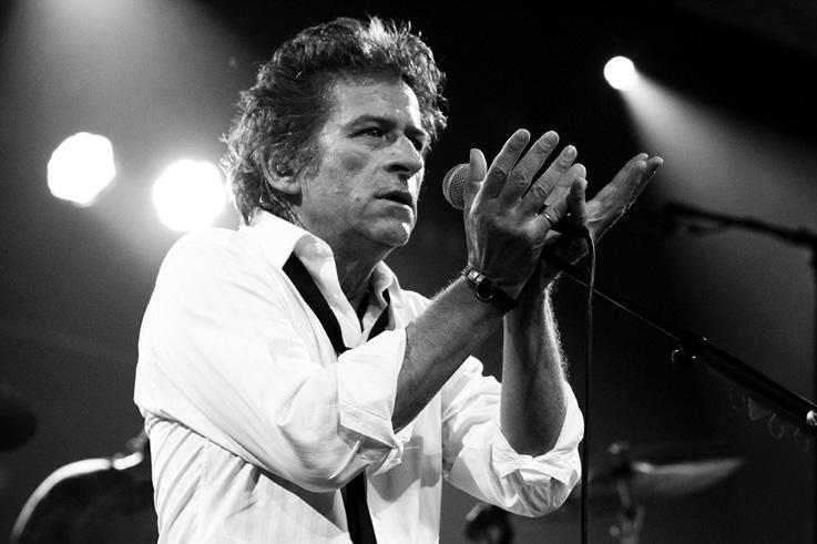Hubert-Félix Thiéfaine, concert, live, les ardentes festival, liège, Homo Plebis Ultimae Tour, © photo dominique houcmant