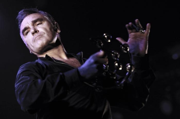 Morrissey, Steven Patrick, portrait rock, festival les ardentes, liège, © photo dominique houcmant