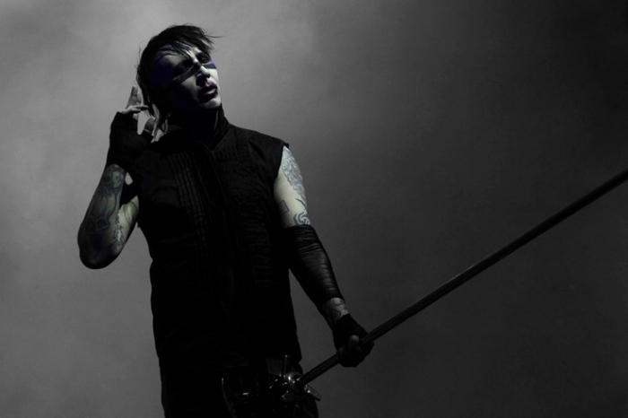 Marilyn Manson, Brian Hugh Warner, concert, live, les ardentes rock festival, liège, © photo dominique houcmant