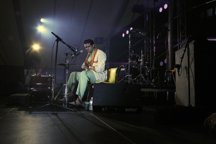 Bloodshot Bill, concert, live, Rockabilly, micro festival Liège, Belgique, photo dominique houcmant, goldo graphisme