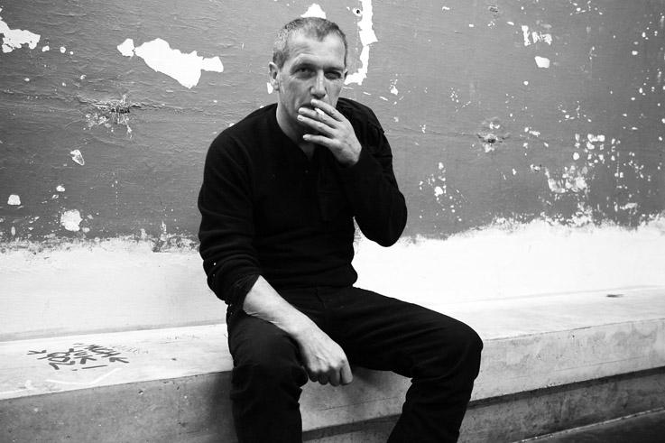 portrait Christophe Miossec, les ardentes club, © photo dominique houcmant