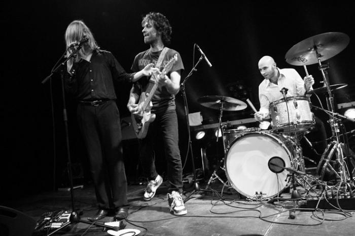 The Experimental Tropic Blues Band, concert, live, caserne fonck, Liège, © photo dominique houcmant