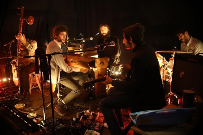 Great Mountain Fire en Acoustique, concert, live, le fiacre, Liège, © photo dominique houcmant