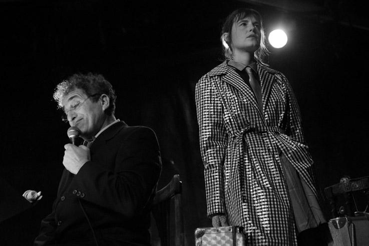 Monsieur Delagare, Mustapha Aouar, Compagnie de La Gare, lecture, spectacle, © photo dominique houcmant