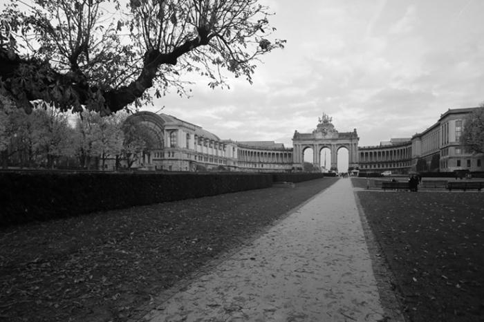 parc du cinquantenaire, Bruxelles, Jubelpark, Brussel, Belgïe, photo dominique houcmant, goldo graphisme