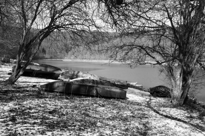 barques, lac de la haute sure, Boulaide, Rommwiss, Bauschelt, Bauschleiden, Grand-Duché de Luxembourg © photo dominique houcmant