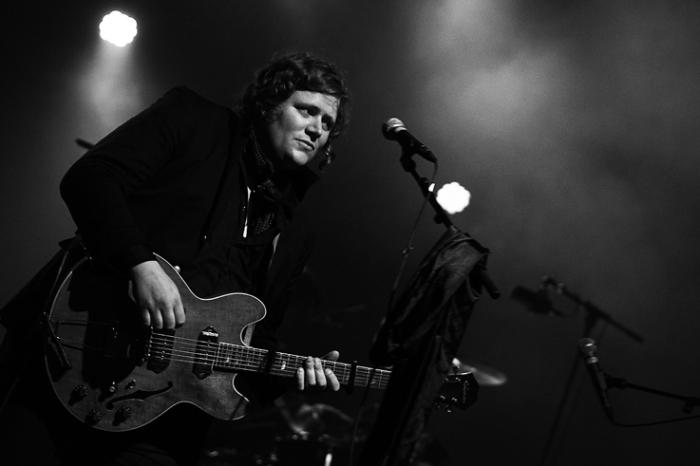 Rover, Timothée Régnier, folk, rock, chanteur, music, live, concert, francofolies de Spa, Belgique, photo dominique houcmant, goldo graphisme