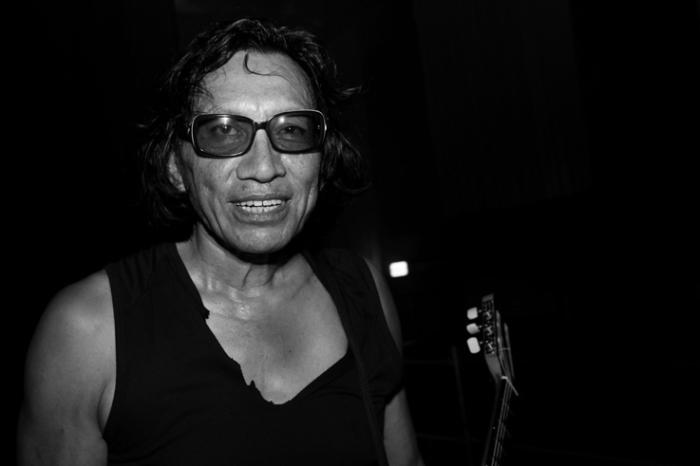 portrait de Sixto Diaz Rodriguez, Sugar man, © photo dominique houcmant